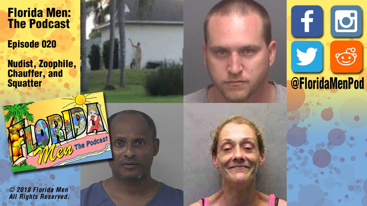 Florida Neighbors Arent Happy About The Naked Gardener